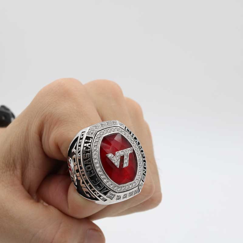 Virginia Tech 2016 Championship Ring
