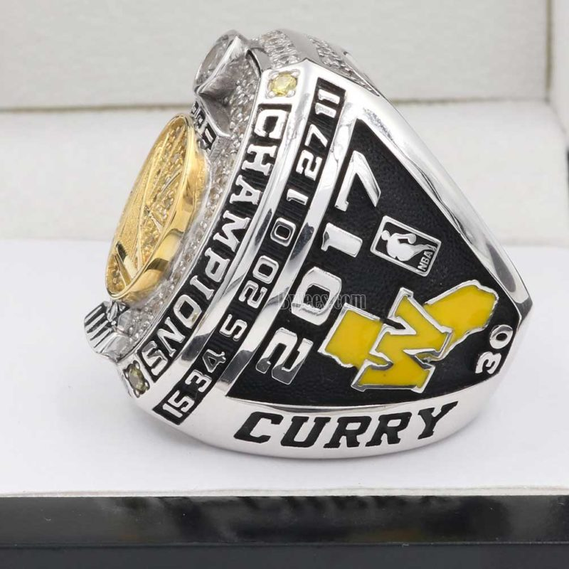 nba fan championship ring 2017
