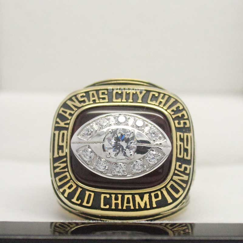 1969 chiefs super bowl ring