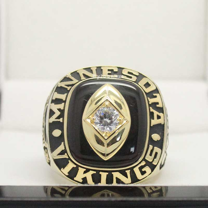 Minnesota Vikings Championship Ring 1969