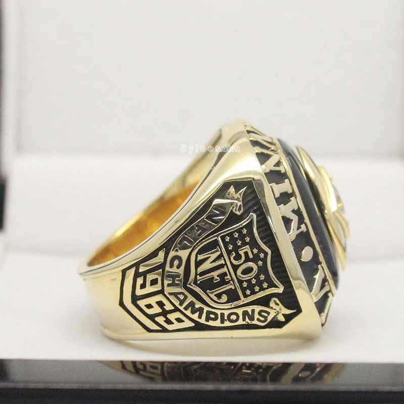 Minnesota Vikings 1969 nfc Championship Ring