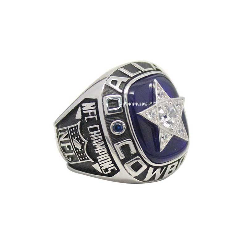 Dallas Cowboys 1970 Championship Ring replica