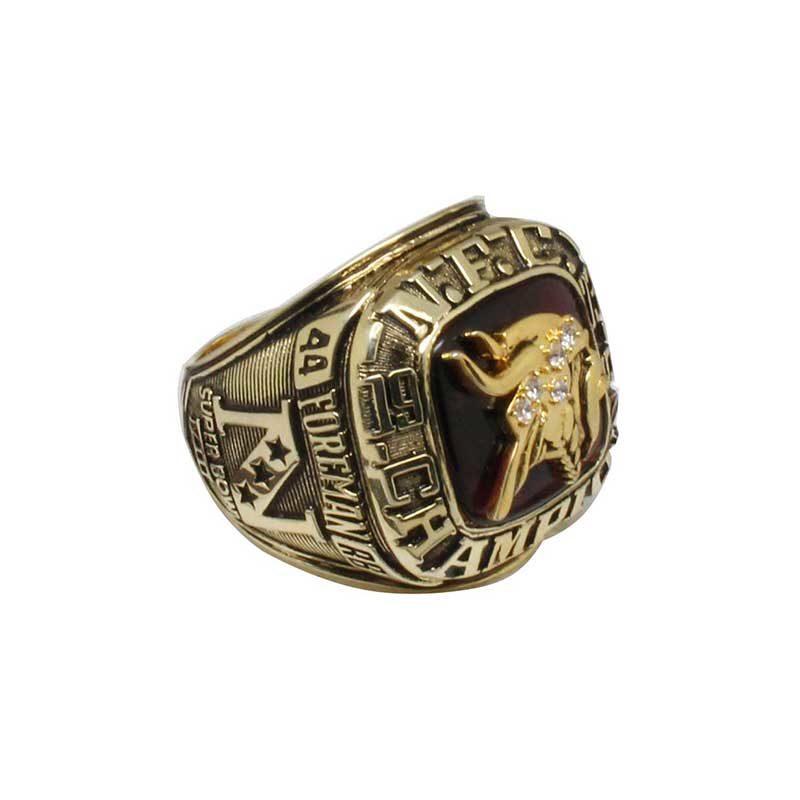 Minnesota Vikings Championship Ring 1973