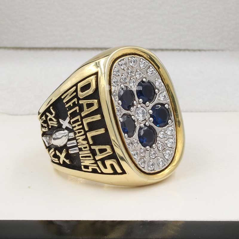 overview of Dallas Cowboys Championship Ring (1978 NFC champions)