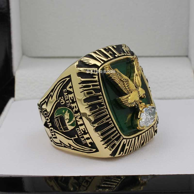 1980 Philadelphia Eagles Championship Ring