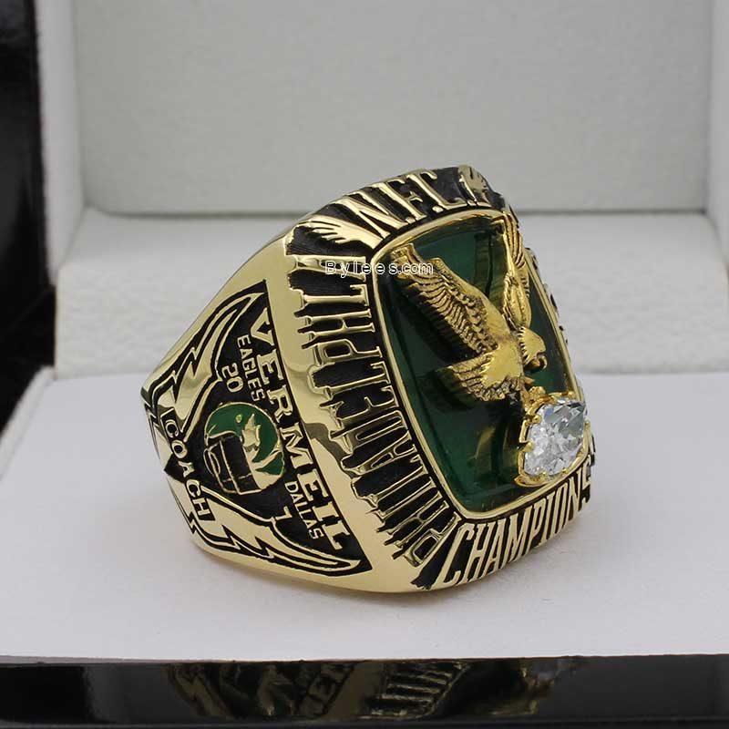 1980 Philadelphia Eagles Championship Ring