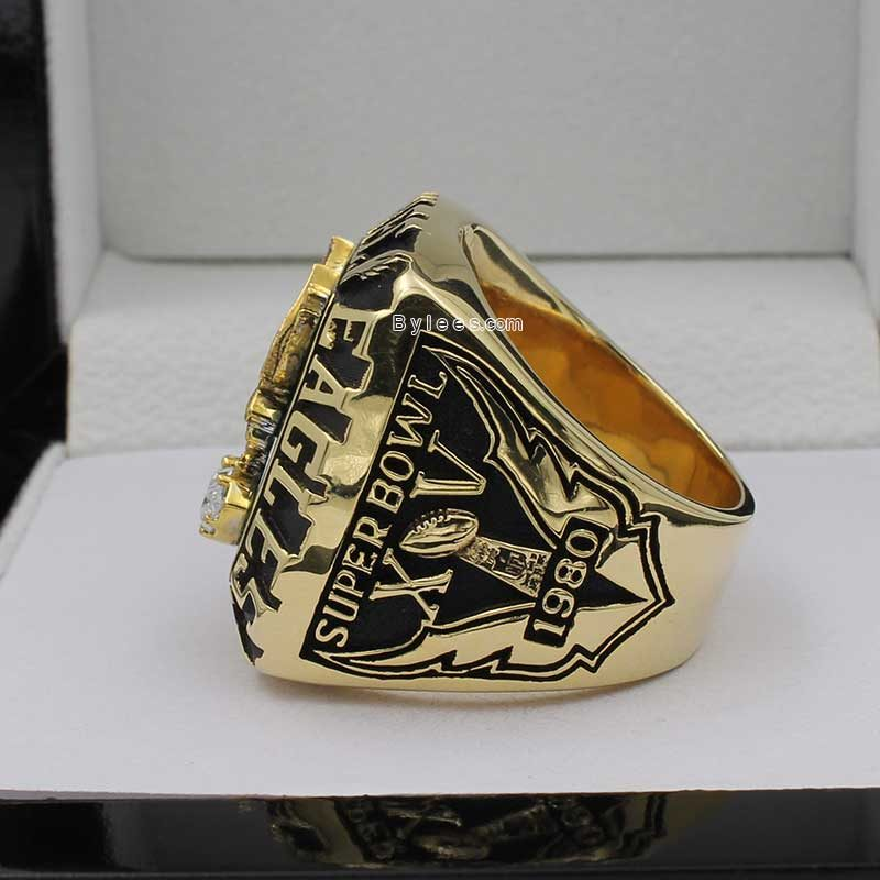 Philadelphia Eagles 1980 Championship Ring