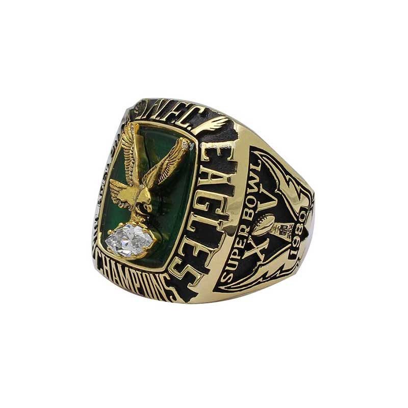 1980 Eagles Championship Ring
