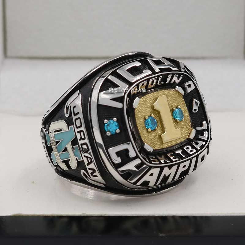 1982 NCAA Basketball National Championship Ring