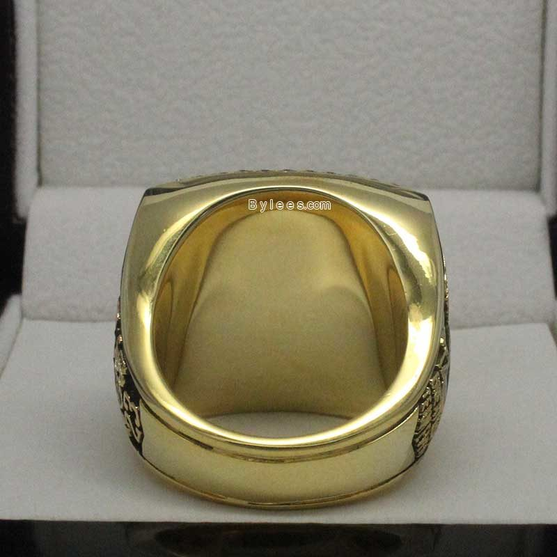 1996 chicago bulls ring (back view)