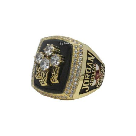 1996 chicago bulls ring