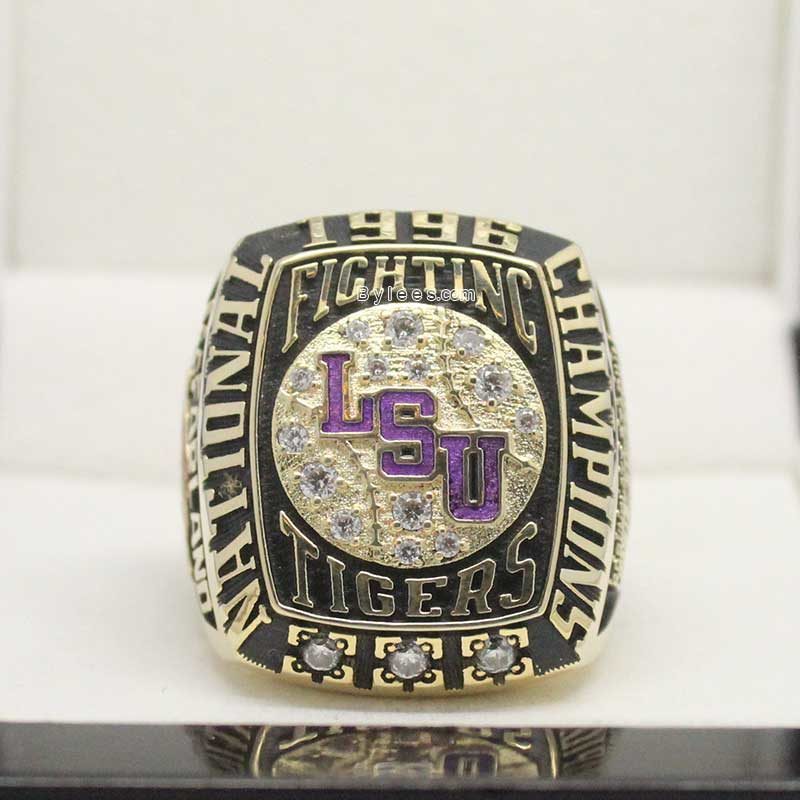 1996 LSU baseball National Championship Ring