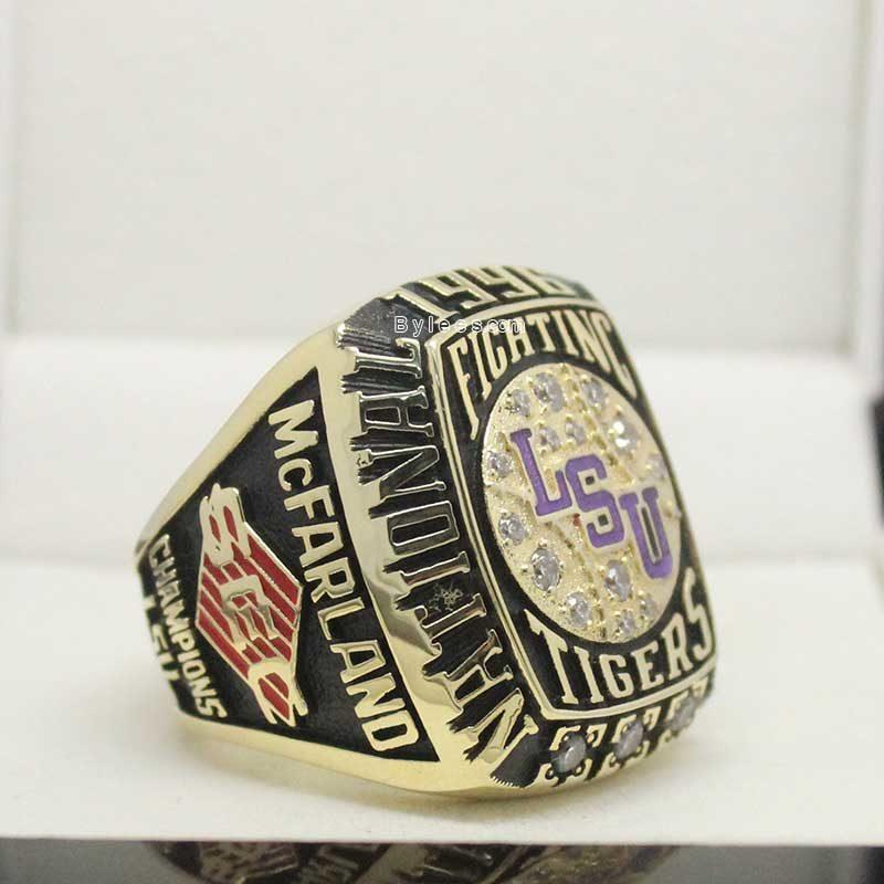LSU1996 baseball National Championship Ring