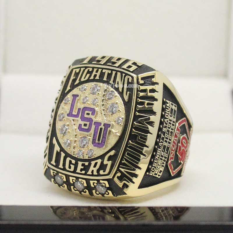 1996 LSU Tigers baseball National Championship Ring