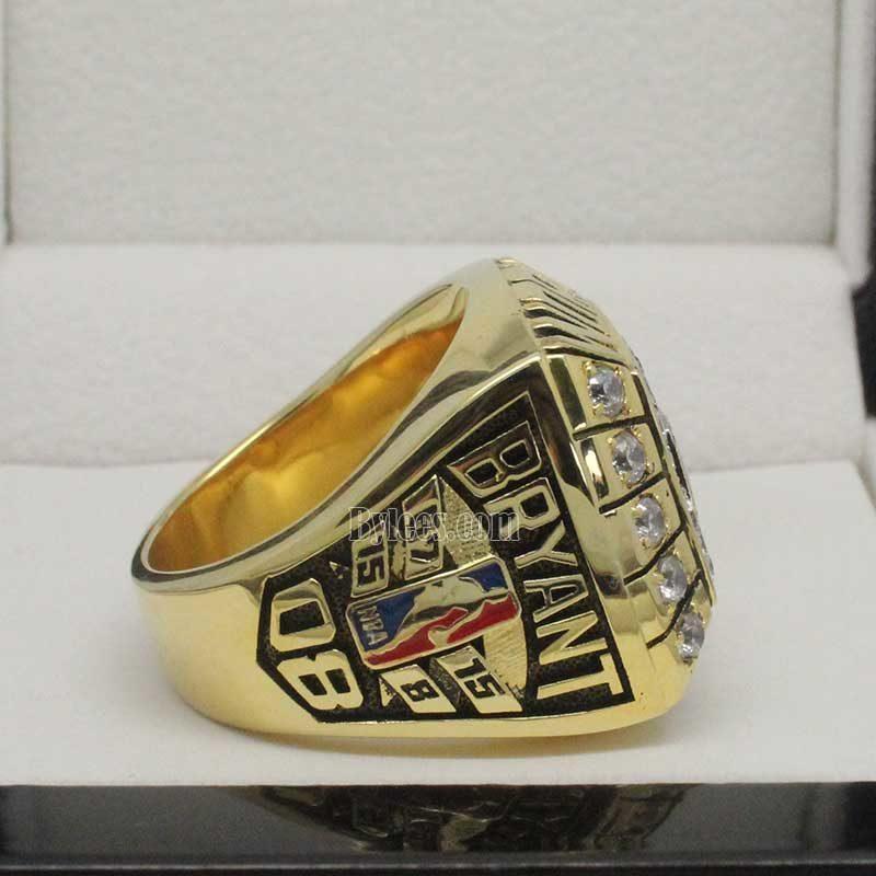 kobe champion rings