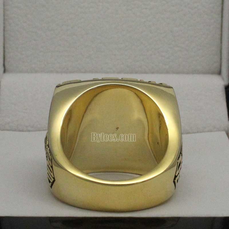 nba championship ring 2000