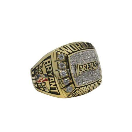 2000 nba championship ring