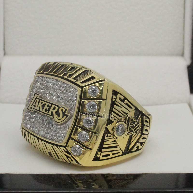shaq championship ring