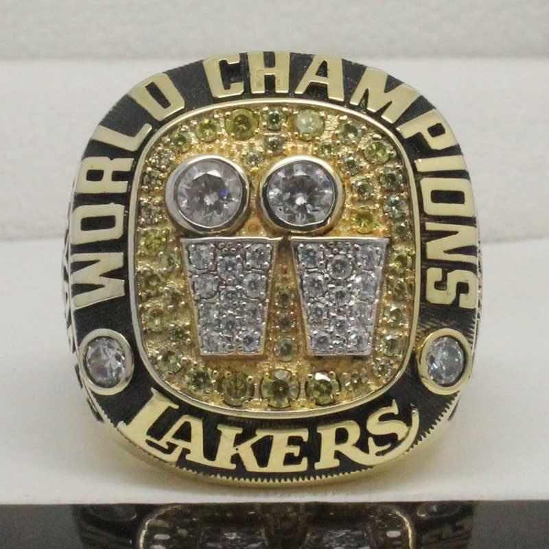 shaq championship rings