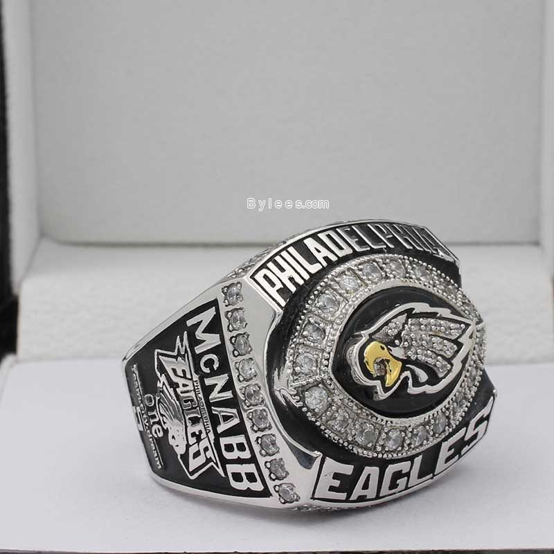 2004 Philadelphia Eagles National Football Championship Ring
