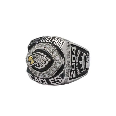 2004 Eagles Championship Ring