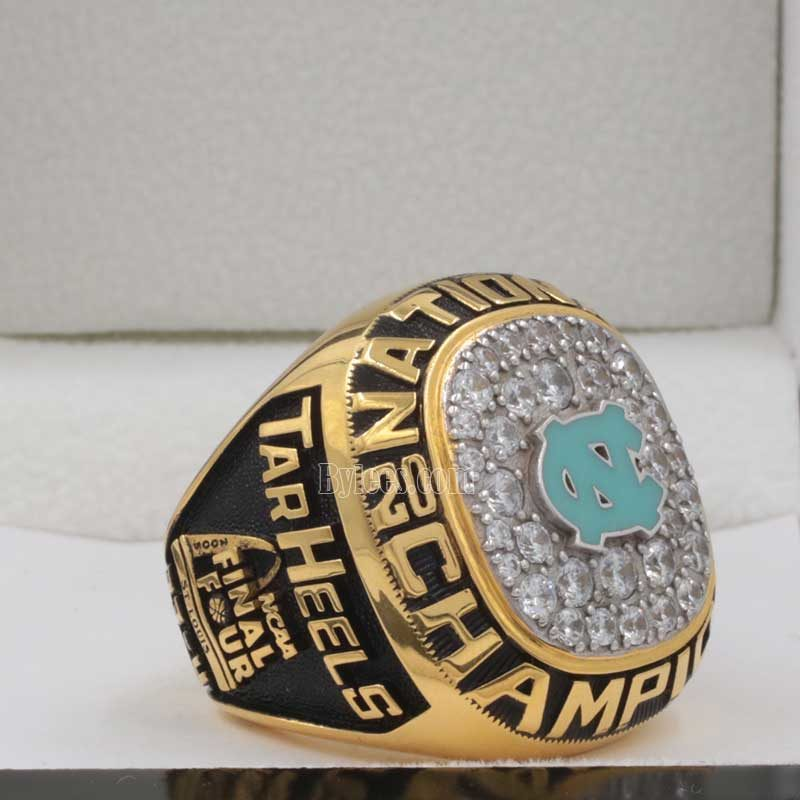 2005 North Carolina Basketball National Championship Ring