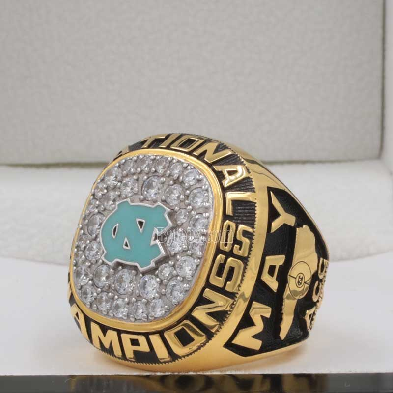 2005 North Carolina Tar Heels Basketball National Championship Ring