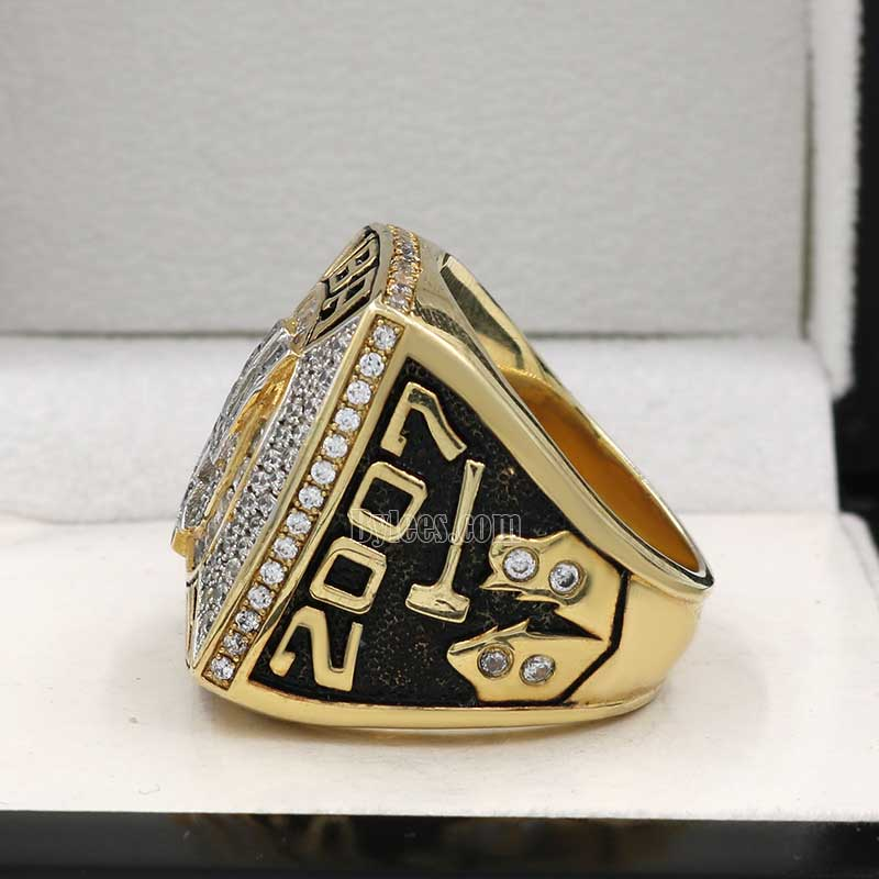 2007 San Antonio Spurs NBA Championship Ring – Best ...  2007 San Antoni...
