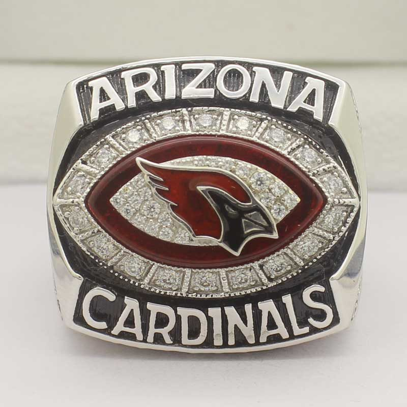 2008 Arizona Cardinals Championship Ring