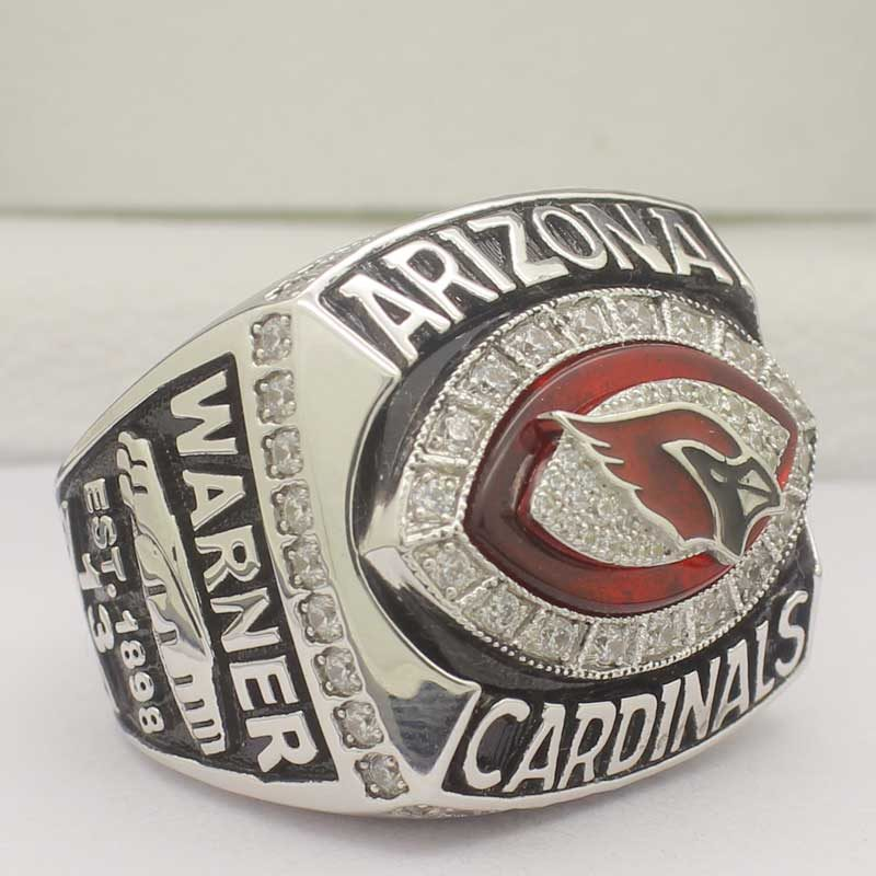 2008 Arizona Cardinals National Football Championship Ring