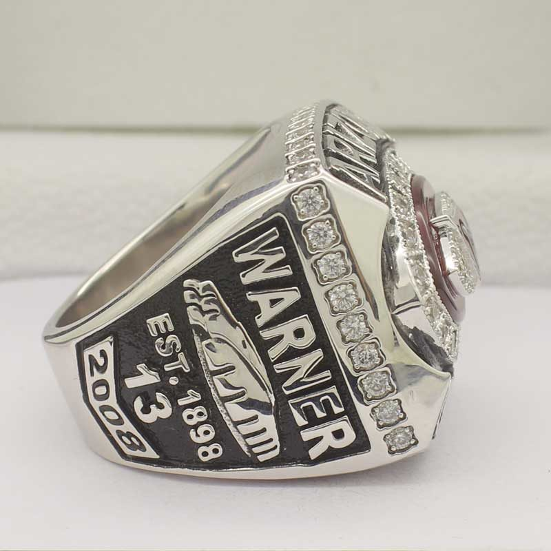 2008 Arizona Cardinals NFC Championship Ring