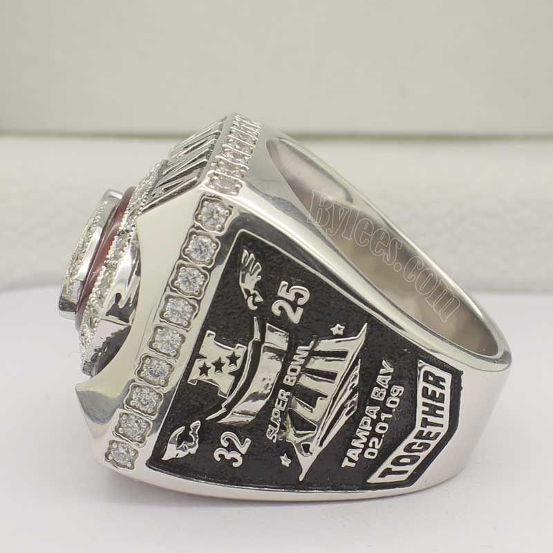 Arizona Cardinals 2008 National Football Championship Ring