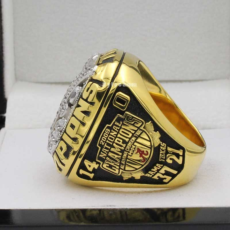 2009 NCAA Football National Championship Ring