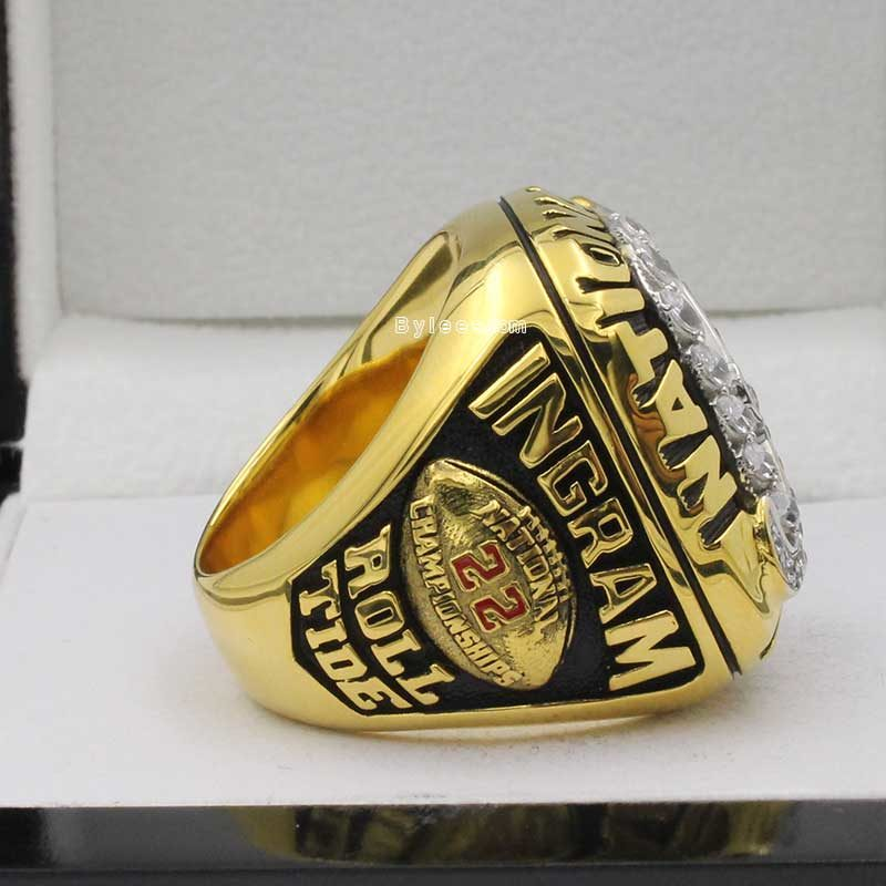 2009 Crimson Tide National Championship Ring