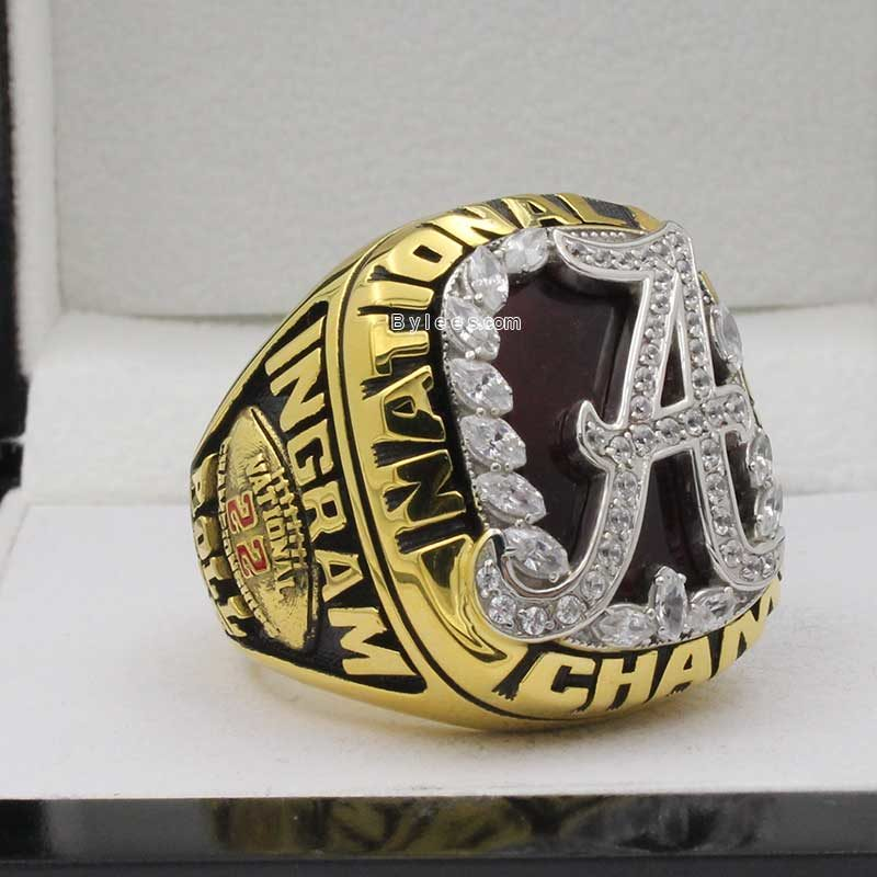 2009 Alabama Football National Championship Ring
