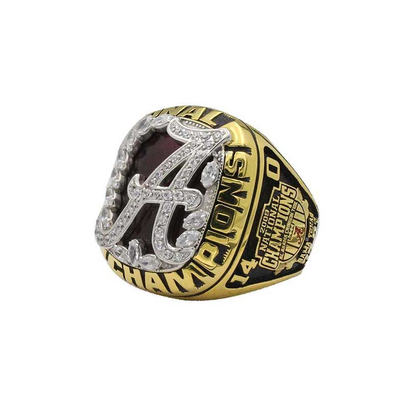 alabama Football National championship ring 2009