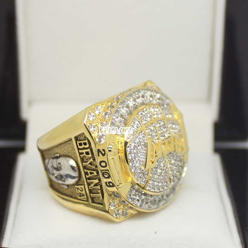lakers 2010 championship ring