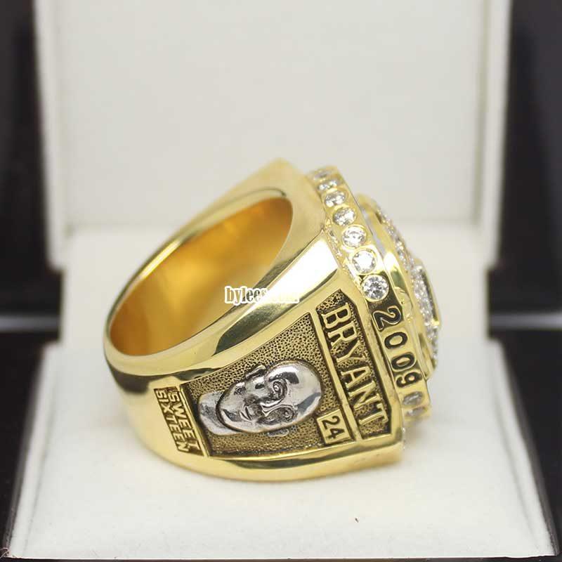 kobe bryant nba championship rings