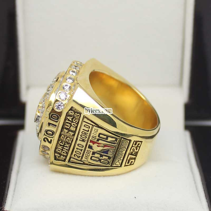 lakers championship ring 2010 replica