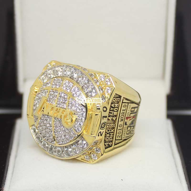 2010 nba championship ring