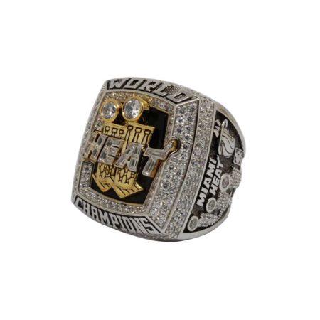 2013 nba championship ring
