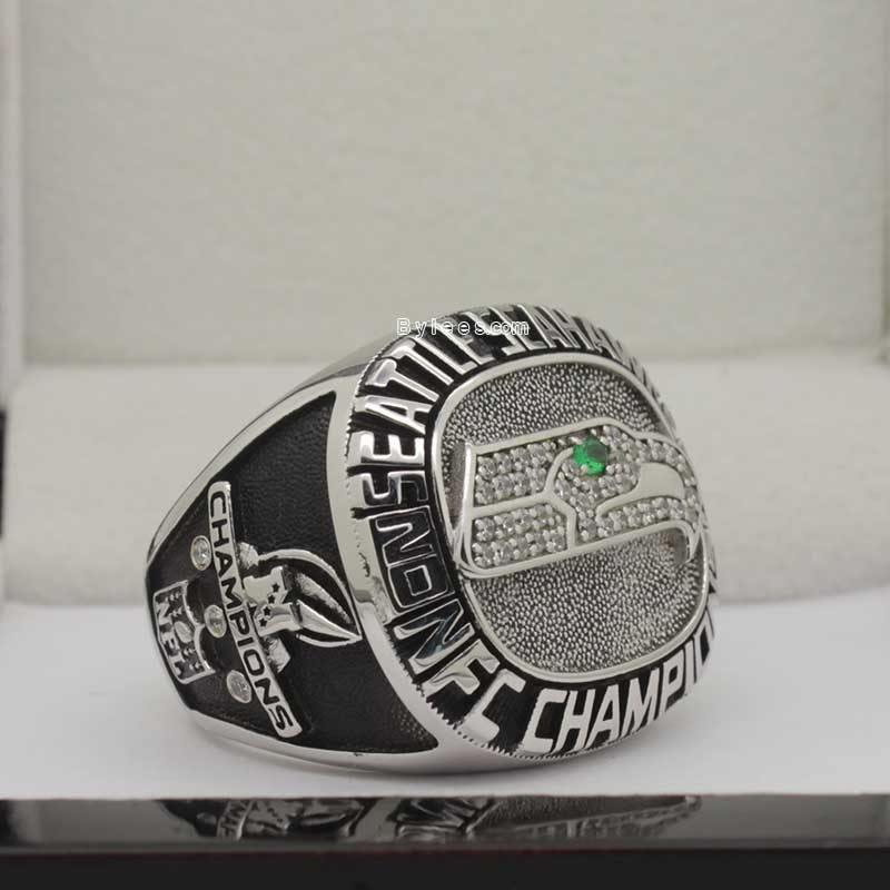 2014 Seattle Seahawks National Football Championship Ring