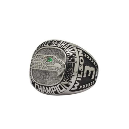 2014 Seattle Seahawks Ring