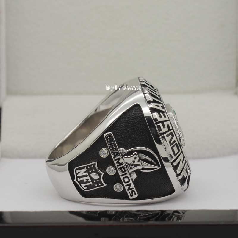 2014 Seattle Seahawks Championship Ring