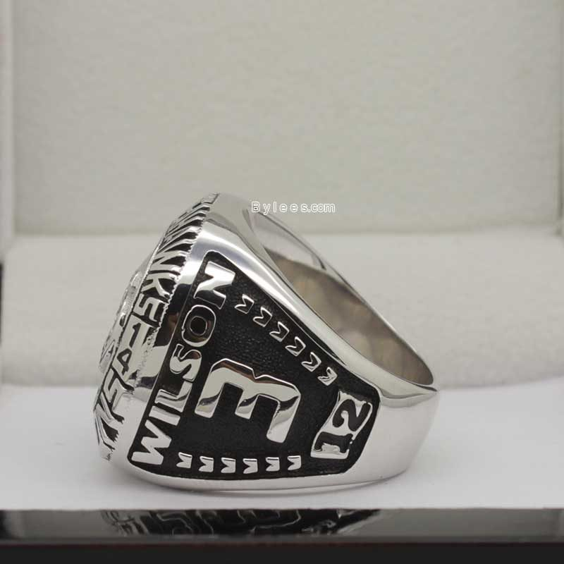 Seattle Seahawks 2014 Championship Ring