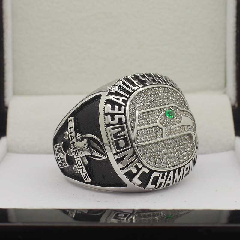 Seattle Seahawks 2014 Fan Championship Ring