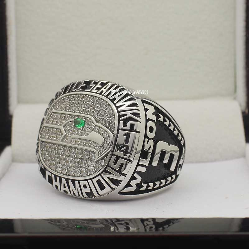 2014 Seattle Seahawks Fan Championship Ring