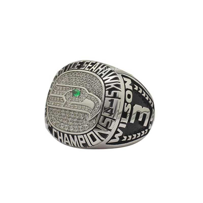 2014 Seattle Seahawks Fan Ring