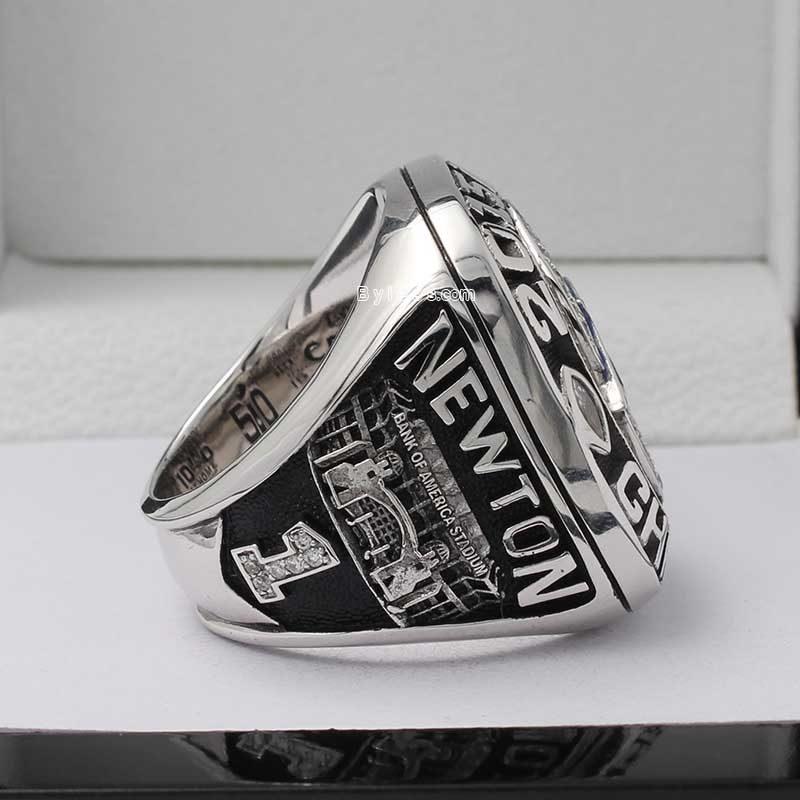 Carolina Panthers Ring 2015