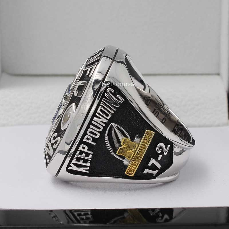 2015 pathers nfc ring for sale